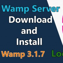 Wamp Download and Install