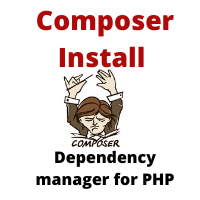 composer download and install